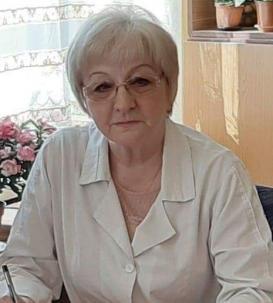 Тасенюк Ніна Петрівна